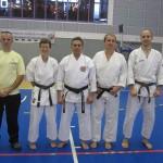 Cu sensei Achim şi colegii de la Taiyo Seishin Cluj